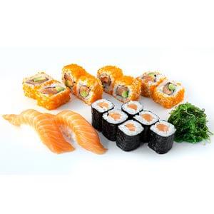 sushi gorinchem salmon box
