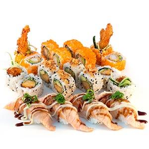 sushi gorinchem crunchy box