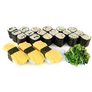 sushi gorinchem veggie box